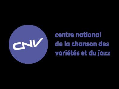 logo CNV, partenaire / sponsor du festival - musiques électroniques video-mapping, performance A/V - Bordeaux