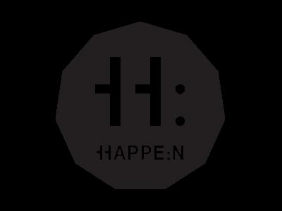 logo Happen, partenaire / sponsor du festival - musiques électroniques video-mapping, performance A/V - Bordeaux