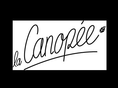 logo la Canopée, partenaire / sponsor du festival - musiques électroniques video-mapping, performance A/V - Bordeaux