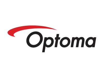 logo Optoma, partenaire / sponsor du festival - musiques électroniques video-mapping, performance A/V - Bordeaux