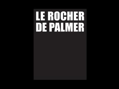 logo Le Rocher de Palmer, partenaire / sponsor du festival - musiques électroniques video-mapping, performance A/V - Bordeaux