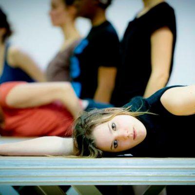 Roxane Bonnet danse à Bordeaux - festival Echo A Venir - performance AV/ - Danse - Animation 3D