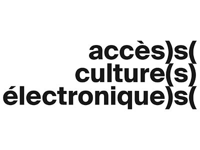 logo festival acces)s(, partenaire / sponsor du festival - musiques électroniques video-mapping, performance A/V - Bordeaux
