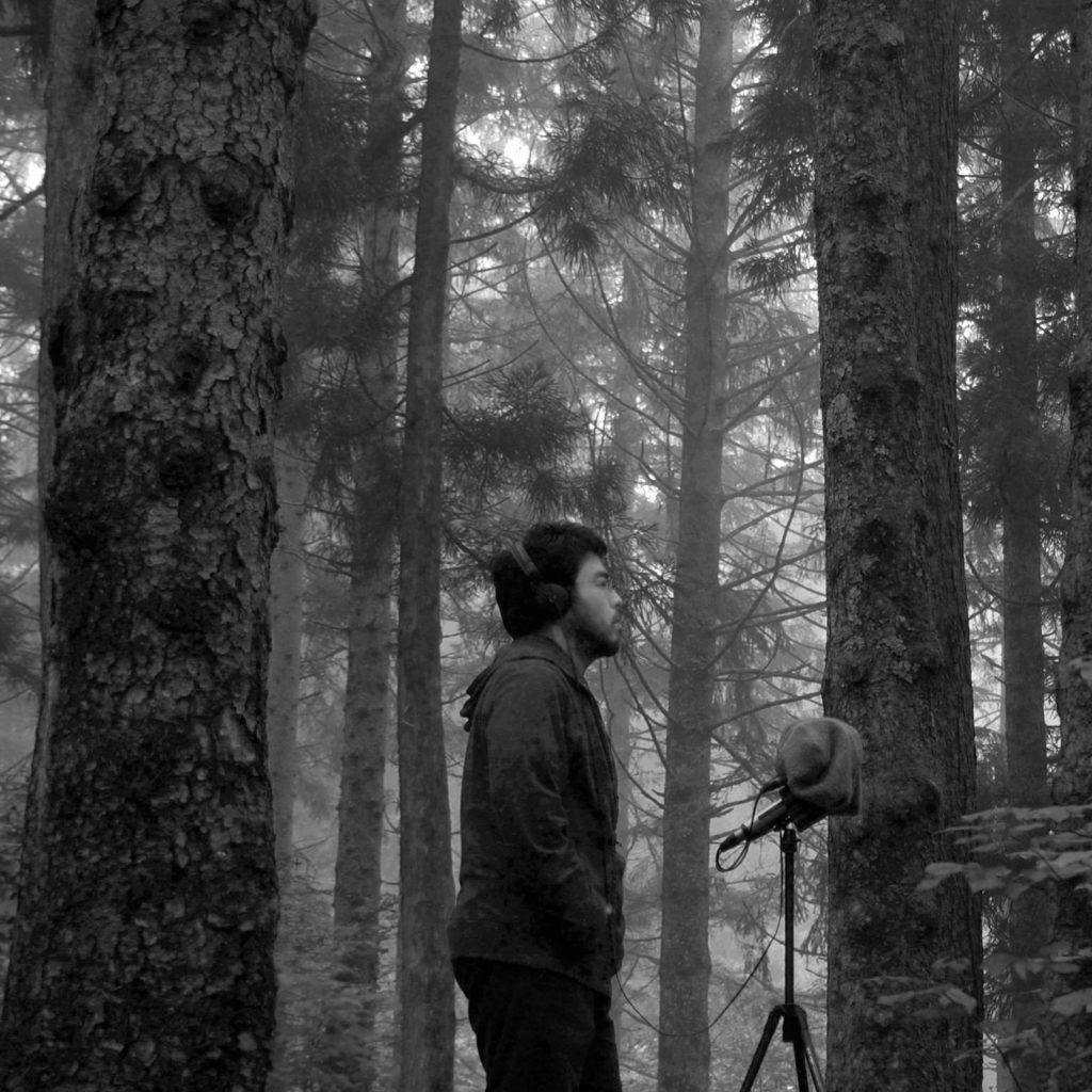 YOSI HORIKAWA artiste présent au festival bordeaux juin 2019 musique eletronique art visuel
