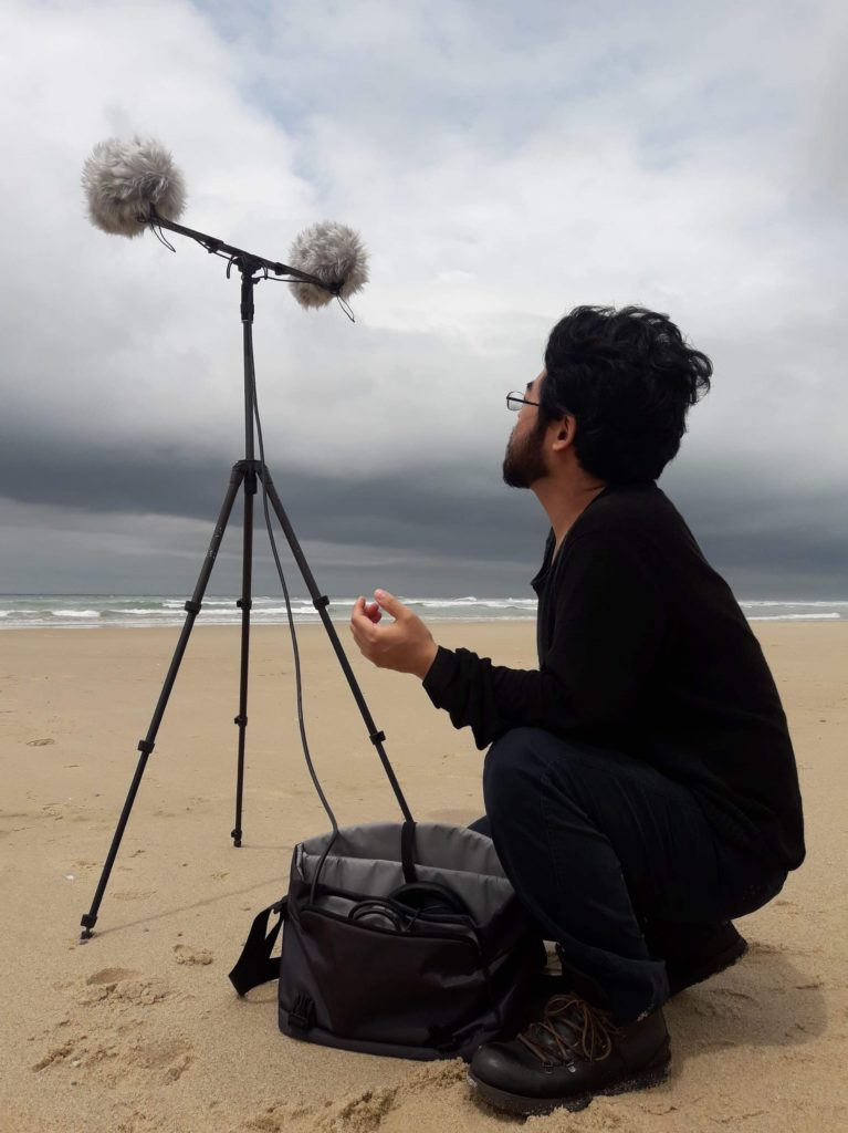 field recording masterclass creation sound designer atelier workshop musique bordeaux